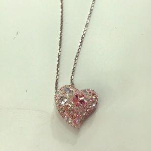 Swarovski Alana Heart Necklace